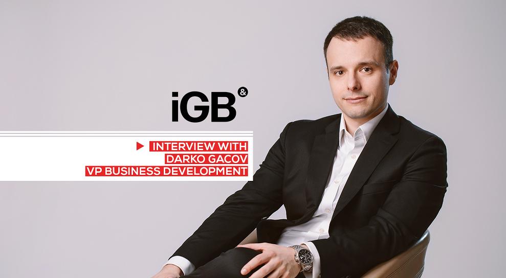 Darko Gacov: Building on a platform partnership