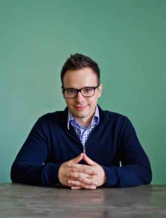 Darko Gacov, VP Business Development