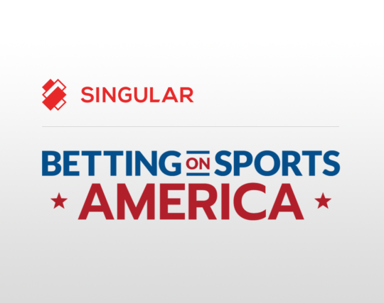 Singular at Betting on sports America