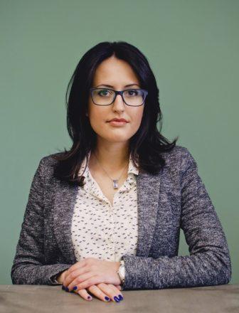 Elena Mihajloska, Head of Marketing