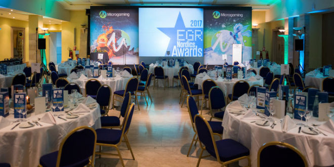 The Georgian gaming company Singular received 5 nominations in EGR Awards