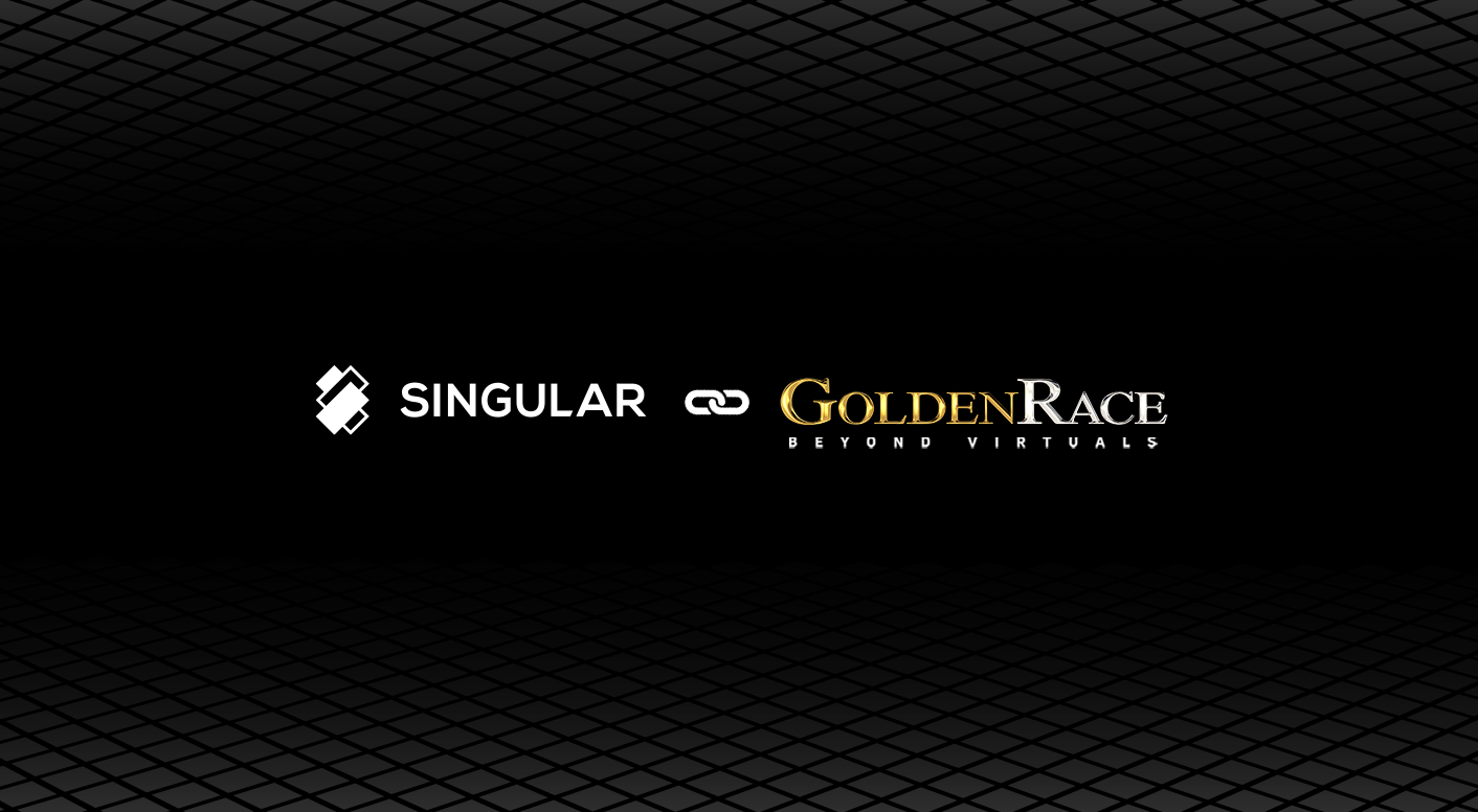 Singular to integrate Golden Race game suite