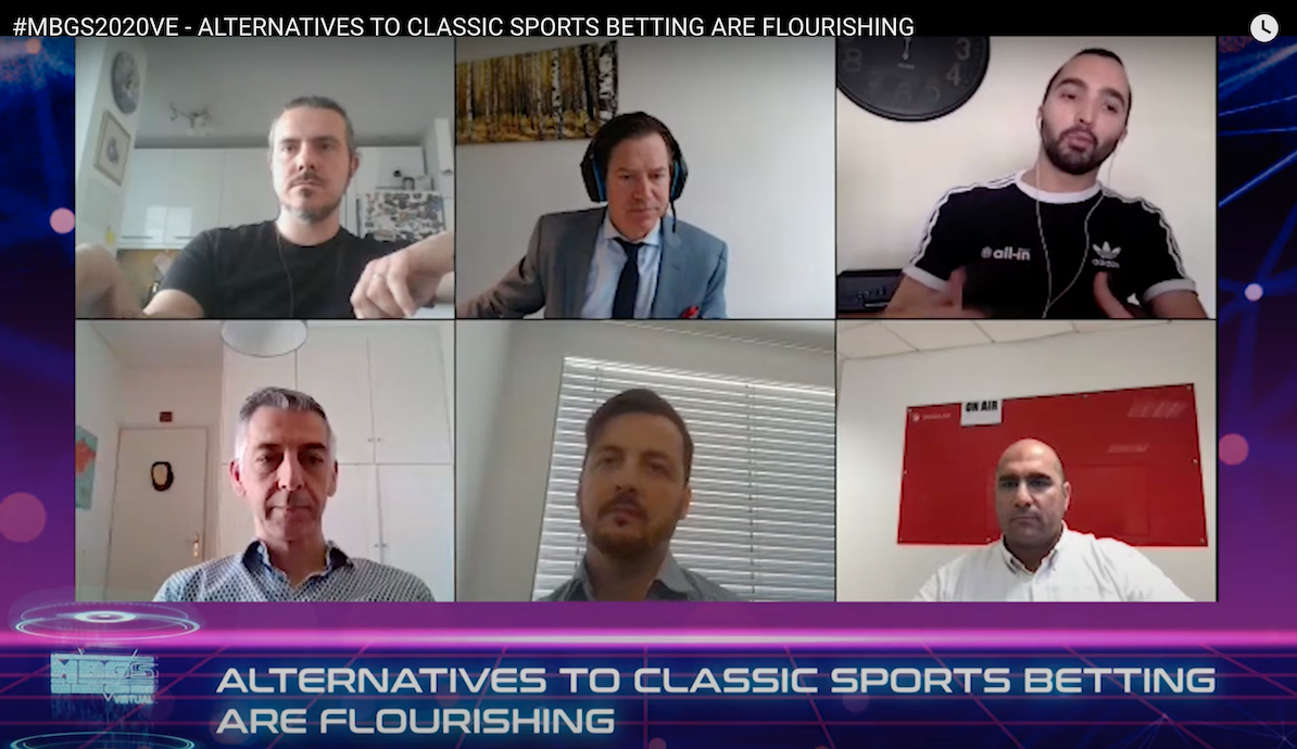 Panel Discussion Sports Betting