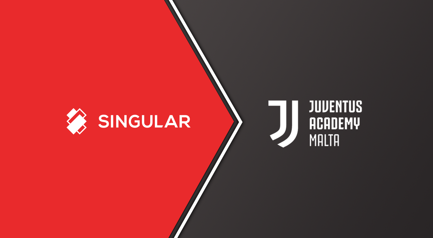 Singular partners with Juventus Academy to support football talent in Malta