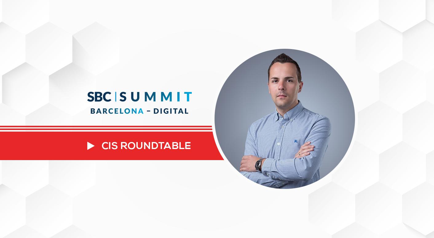 George Shamugia speaks at SBC Digital Summit – Barcelona