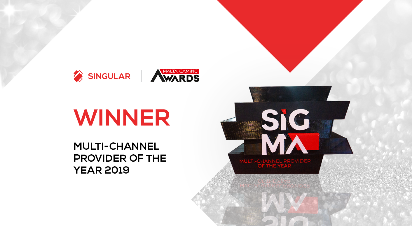 Singular Awarded Multi -Channel Provider of the Year