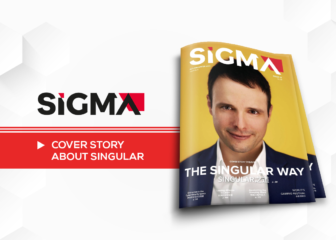 SiGMA interview about Singular's sportsbook with Darko Gacov