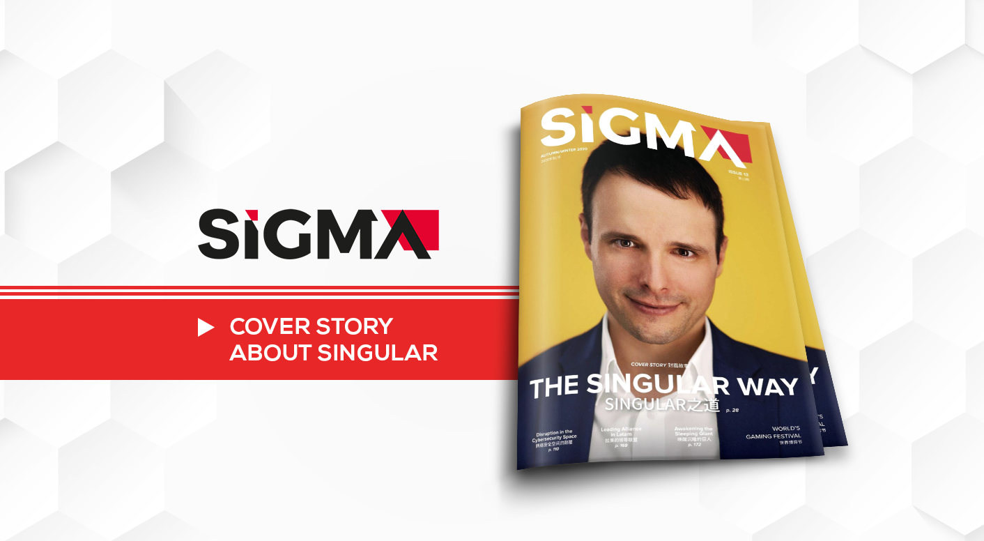 Darko Gacov, VP Business Development: The Singular Way