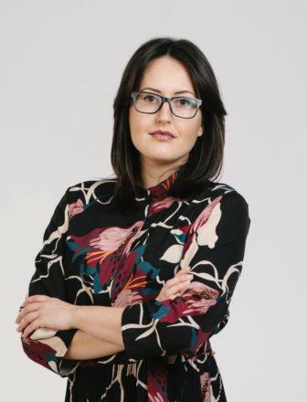 Elena Mihajloska, Head of Marketing at Singular
