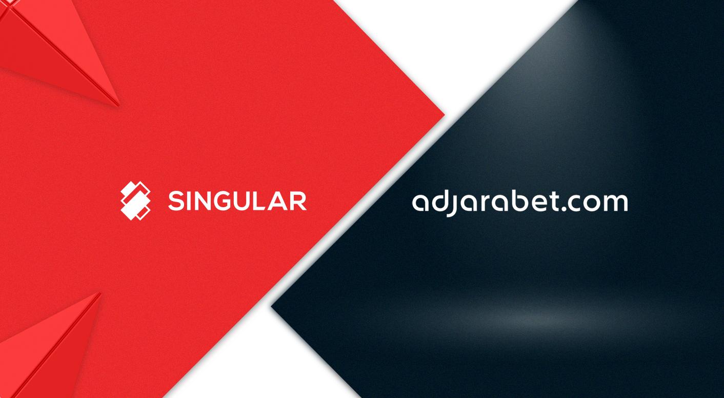 Adjarabet Renews Singular as Lead Platforms Supplier